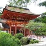 大阪京橋、福島の占いサロン観音庵のブログ画像 上賀茂神社