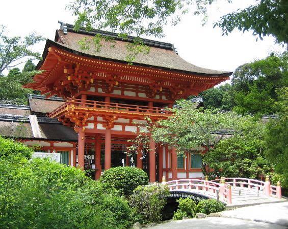 大阪京橋福島占いサロン観音庵 上賀茂神社