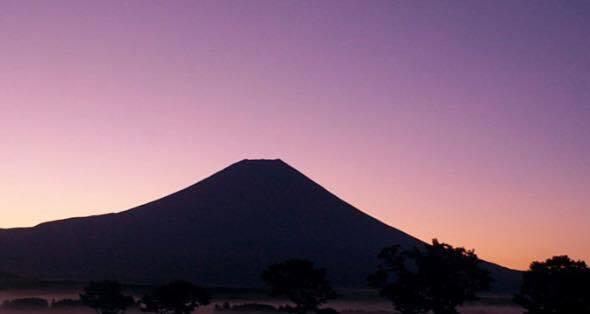 大阪京橋、福島の占いサロン観音庵 富士山