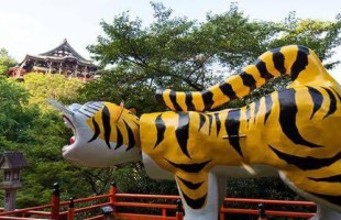 大阪京橋、福島の占いサロン観音庵のブログ画像 信貴山虎まつり