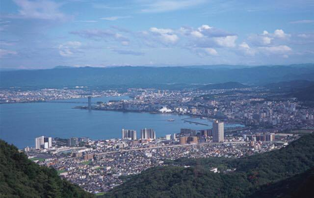 大阪福島の占いサロン観音庵のブログ 琵琶湖