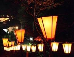 大阪京橋、福島の占い【占いサロン観音庵】のブログ画像 灯篭