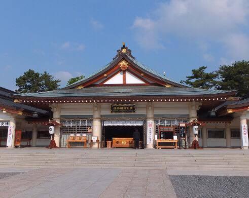 広島 神社