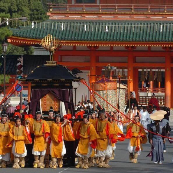 京都 時代祭