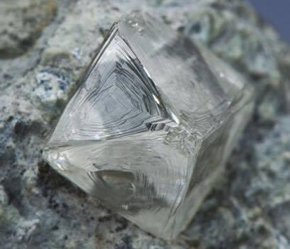 八面体のダイヤモンド
