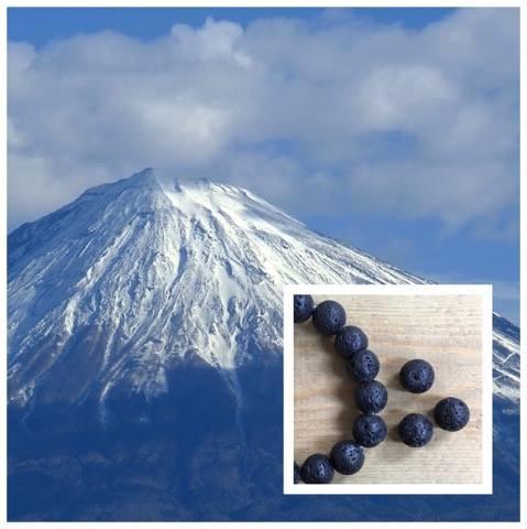 富士山溶岩ブレス